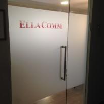 דלת כניסה למשרד 8