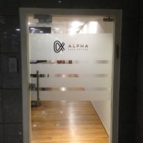 דלת כניסה למשרד 10