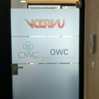 דלת כניסה למשרד 9